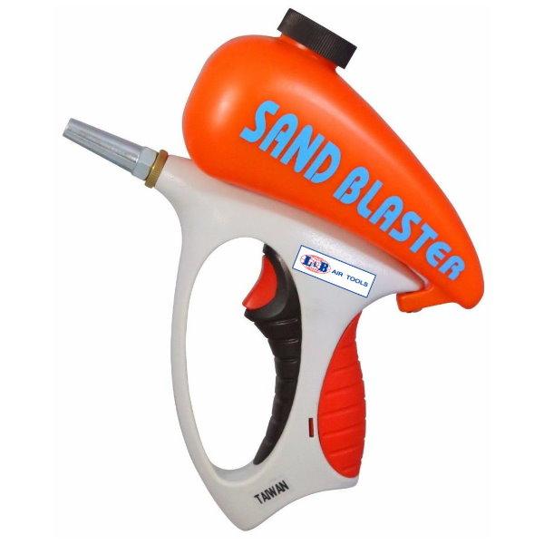 ABS Gun Body, Steel Nozzle 5.2mm